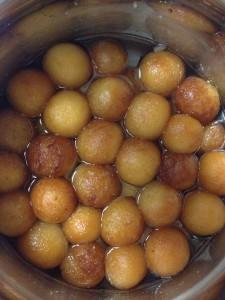 Gulab jamun - instant mix
